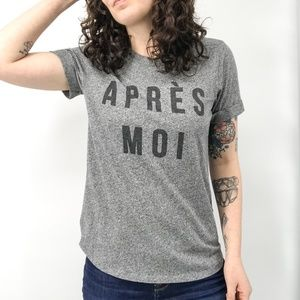 Anthropologie : Sol Angeles Après Moi T-Shirt XS